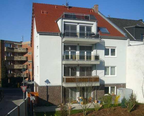 Neubau 5-Familienhaus